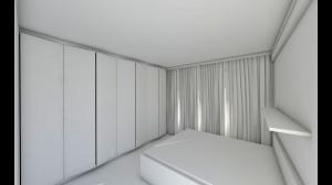 Concept-slaapkamer